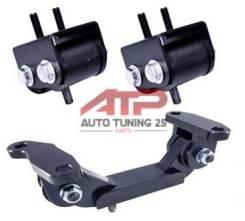 Усиленные опоры ДВС и МКПП Subaru WRX 2002-2014 Torque Solution style