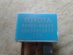 Реле. Toyota: Corona, Lite Ace, Ipsum, Corolla, Altezza, MR-S, Tundra, Sprinter, Vista, Tarago, Succeed, bB, Starlet, Sienta, Porte, Echo, Town Ace, P...