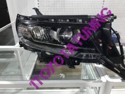 Фара. Toyota Land Cruiser Prado, GDJ150, GDJ150L, GDJ150W, GDJ151W, GRJ150, GRJ150L, GRJ150W, KDJ150, KDJ150L, LJ150, TRJ150, TRJ150L, TRJ150W Двигате...