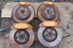 Суппорт тормозной. Subaru Impreza WRX STI, GDB Двигатель EJ207