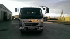 Mitsubishi Fuso Fighter. Продаю грузовик с манипулятором , 8 000куб. см., 8 000кг., 4x2