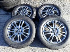 "Bridgestone Blizzak Revo 02 195/65R15. 6.0x15"" 5x100.00 ET43 ЦО 73,1мм."