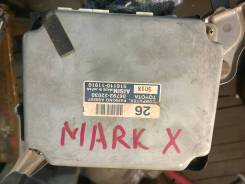 Блок управления парктроником. Toyota Mark X, GRX120, GRX121, GRX125 Двигатели: 3GRFSE, 4GRFSE