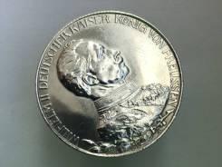 2 марки. Германия / Пруссия. 1913 A (Берлин). Серебро