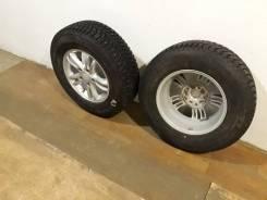 """Колеса для автомобиля. 6.5x16"""" 5x130.00 ET-44 ЦО 84,1мм."""