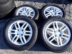 "Новый колёса 175/65R14 Dunlop dsx-2 4.100R14. 5.5x14"" 4x100.00 ET43 ЦО 73,1мм."