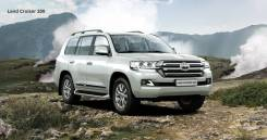 Toyota Land Cruiser. С водителем