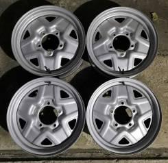 Продам комплект дисков Нива Suzuki под литье R16 5-139.7 б/п по рф.