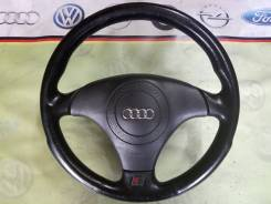 Руль. Audi A6 allroad quattro, 4B Audi A8, 4D8, 4D2 Audi A4, 8D2, 8D5, B5 Audi A6, 4B/C5, C5, 4B4, 4B2, 4B6, 4B5 BFC, ARE, ARS, ASG, BAU, BDH, AKE, BC...