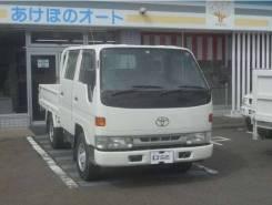 Toyota Dyna. Продам Toyota DUNA LY162 бортовой двухкабинник!, 3 000куб. см., 1 500кг., 4x4. Под заказ