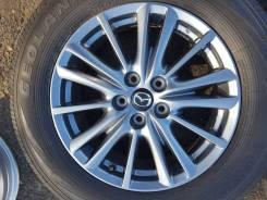 """Mazda. 7.0x17"""", 5x114.30, ET45, ЦО 73,9мм."""
