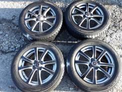 """Колёса Dunlop DSX-2 175/65R15 R Version EVO. 5.5x15"""" 5x114.30 ET38 ЦО 73,1мм."""