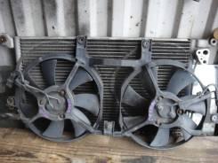Вентилятор радиатора кондиционера. Mitsubishi Delica, PD6W, PE6W Двигатель 6G72