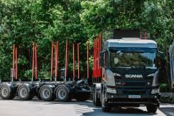 Scania P440. B6X6HZ, 6x6