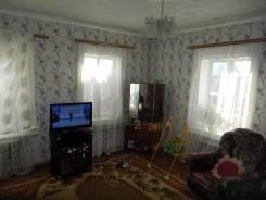 Продается бревенчатый дом на пересечении с ул. Павлова. Ул. Колхозная, р-н п.Победа, площадь дома 72кв.м., скважина, электричество 5 кВт, отопление...