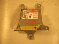 Блок управления airbag. Subaru Forester, SH5 Двигатели: EJ204, EJ205