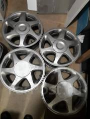 """Nissan. x15"""", 4x114.30, ЦО 67,0мм."""