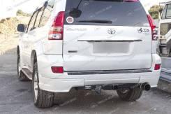 Фаркопы. Lexus GX460 Lexus GX470 Toyota: FJ Cruiser, Hilux Surf, Land Cruiser Prado, Highlander, 4Runner