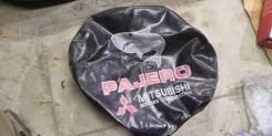 Чехлы для запасных колес. Mitsubishi Pajero, V21C, V21W