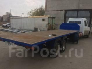 ГАЗ ГАЗель. Газель седельный тягач, полуприцеп, 3 378куб. см., 4x4