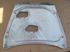 Защита двигателя железная. BMW X5, E53