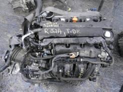Двигатель Honda CR-V R20A2 07-11 CRV 3 63000 км