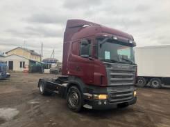 Scania R420. Седельный тягач , 11 705куб. см., 18 500кг.