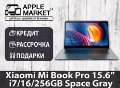 "Xiaomi Mi Notebook Pro 15.6. 15.6"", 4,0ГГц, ОЗУ 16 Гб, диск 256Гб, WiFi, Bluetooth, аккумулятор на 10ч."