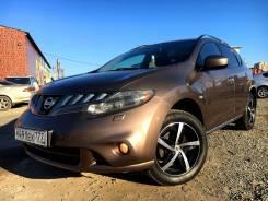 Nissan Murano. вариатор, 4wd, 3.5 (249л.с.), бензин, 110 000тыс. км