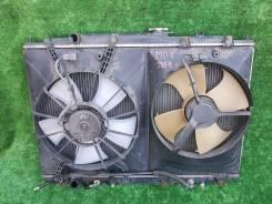 Радиатор охлаждения двигателя. Acura MDX, YD1 Honda MDX, YD1 Двигатели: J35A3, J35A4, J35A5, J35A