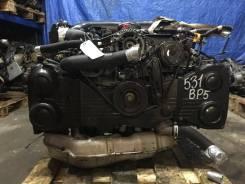 Двигатель в сборе. Subaru Legacy, BL5, BP5 Двигатели: EJ20X, EJ20Y