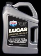 Lucas Oil. Вязкость 5W-40
