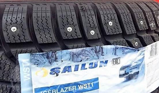 Sailun Ice Blazer WST1. Зимние, шипованные, 2018 год, новые
