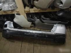 Toyota Highlander 2 2007 - 2013 Бампер задний
