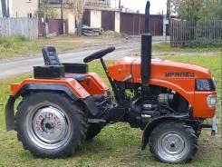 Уралец. Мини-трактор 180, 18 л.с.