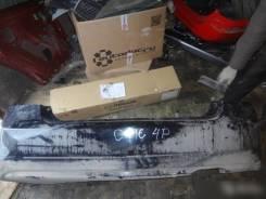 Honda Civic 4D 2006-2012 бампер задний седан