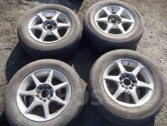 """Продам литье (1k23) Nissan. 6.5x15"""" 5x100.00, 5x110.00"""