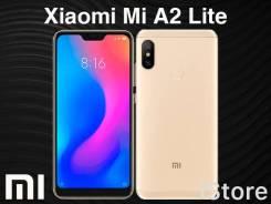 Xiaomi Mi A2 Lite. Новый, 32 Гб, Золотой