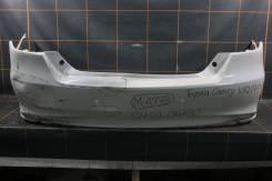 Toyota Camry V55 (2014-17гг) - Бампер задний