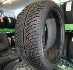 Michelin Pilot Alpin 5. Зимние, без шипов, без износа, 4 шт