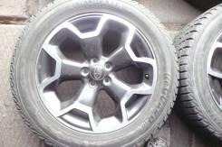 "Subaru. 7.0x17"", 5x100.00, ET48, ЦО 56,1мм."