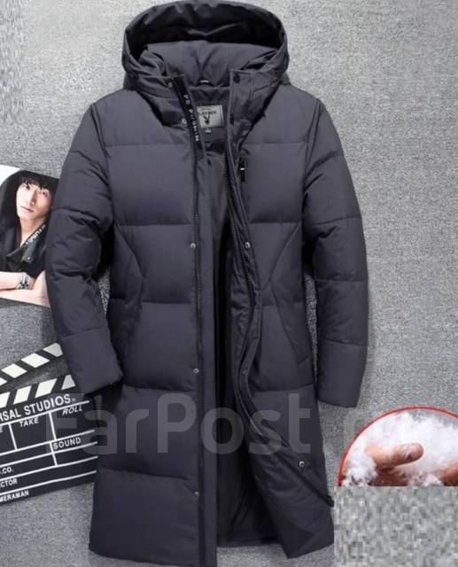 85063c7d323b0 Мужской зимний пуховик качество люкс - Верхняя одежда во Владивостоке