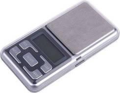 Ювелирные электронные весы до 500гр, точность 0,01гр