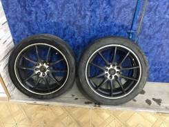 "Пара колёс Veloche V001 R17 4*100. 7.0x17"" 4x100.00"