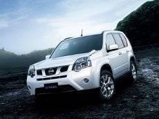 Бампер Nissan X-Trail