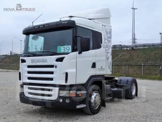 Scania G380. Седельный тягач , 11 705куб. см., 13 140кг., 4x2