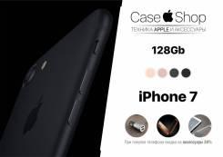 Apple iPhone 7. Новый, 128 Гб, Черный
