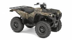 Yamaha Grizzly 700. исправен, есть птс, без пробега