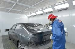 Кузовной ремонт- Ремонт ходовки- Автоэлектрик- Малярные работы