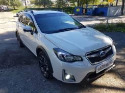 Subaru XV. Без водителя